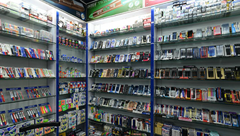 Yiwu stationery market