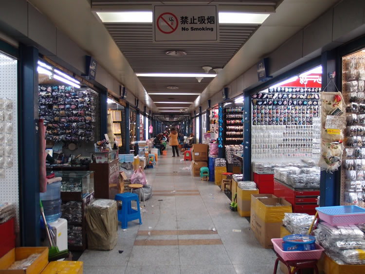 Does Everyone Speak English in Yiwu Market?