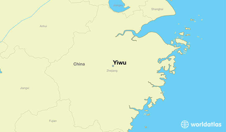 Geography of the yiwu