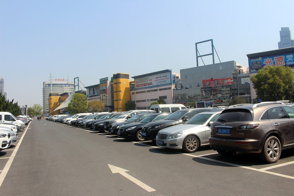 The Changing World Wholesale Market – Yiwu, China
